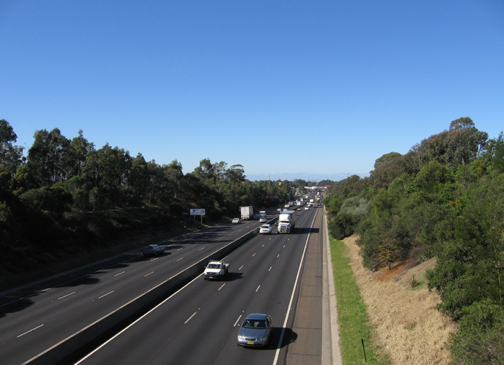 how to pay m7 toll in sydney